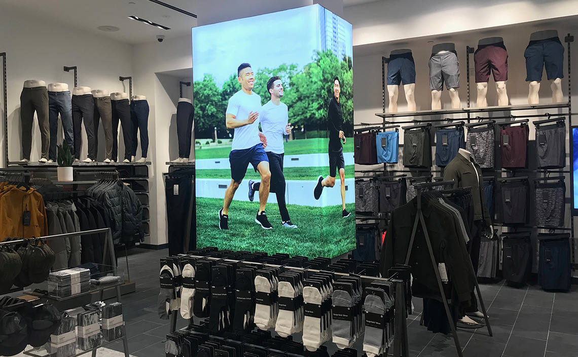 Lululemon - Nationwide In-Store Graphics Program