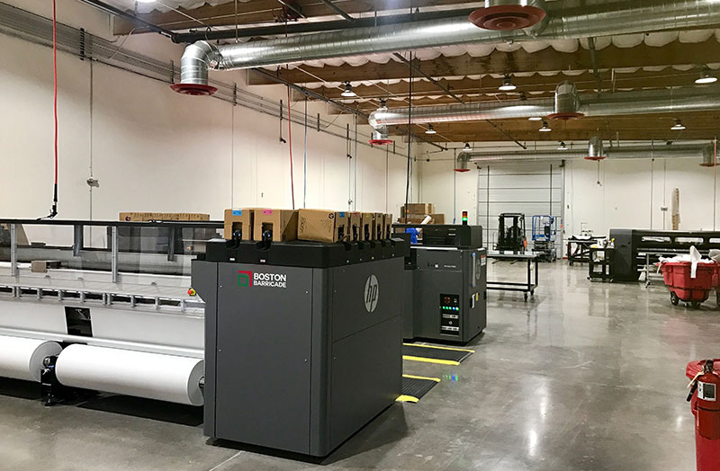 BRS - High-Impact Printing Hits The Road
